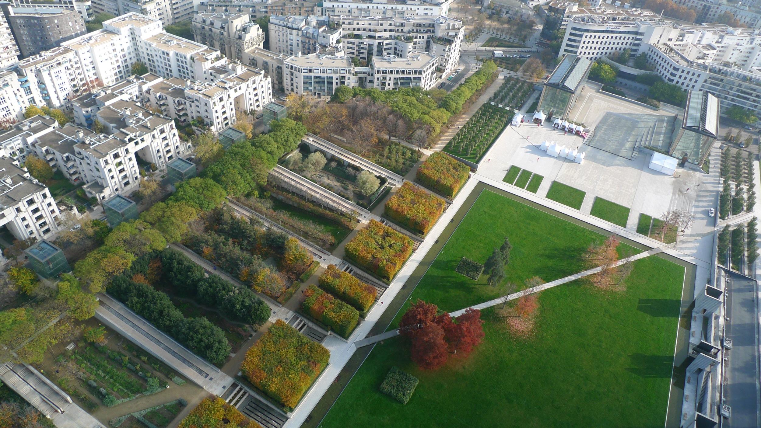 Paris jardins frazier 39 s france for Garage citroen paris 15