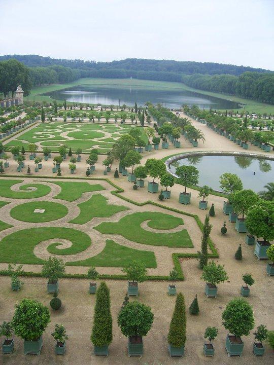 Renaissance gardens frazier 39 s france - Jardin du chateau de versailles gratuit ...